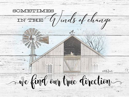 Winds of Change Poster Print by Billy Jacobs - Item # VARPDXBJ1216