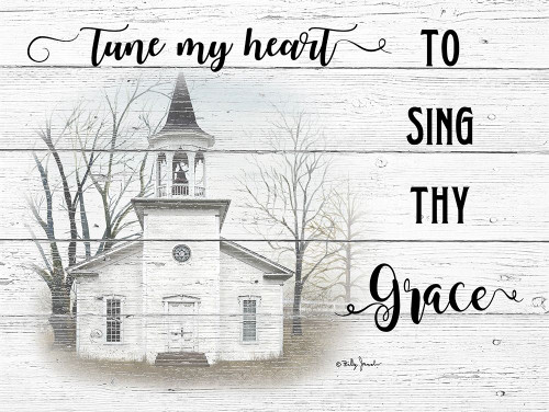Tune My Heart Poster Print by Billy Jacobs - Item # VARPDXBJ1224