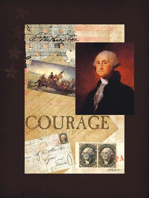 George Poster Print by Billy Jacobs - Item # VARPDXBJ365