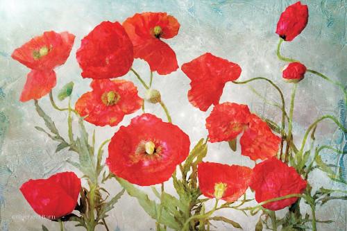 Poppies Poster Print by Bluebird Barn Bluebird Barn - Item # VARPDXBLUE309