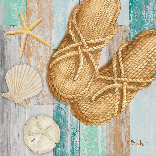 Braided Sandals II Poster Print by Paul Brent - Item # VARPDXBNT1443