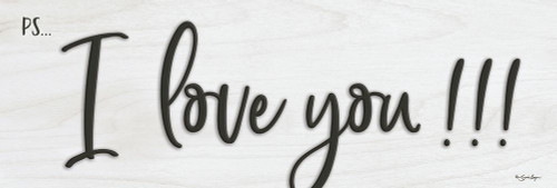 I Love You Poster Print by Susie Boyer - Item # VARPDXBOY474
