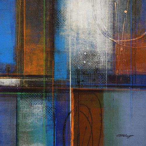Color Synthesis 5 Poster Print by Joel Holsinger - Item # VARPDXCA82592