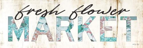 Fresh Flower Market Poster Print by Cindy Jacobs - Item # VARPDXCIN1029