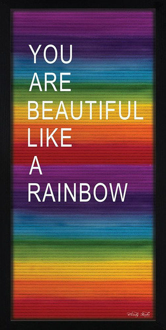 You are Beautiful Poster Print by Cindy Jacobs - Item # VARPDXCIN1203