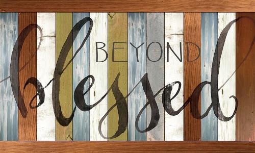 Beyond Blessed  Poster Print by Cindy Jacobs - Item # VARPDXCIN1596