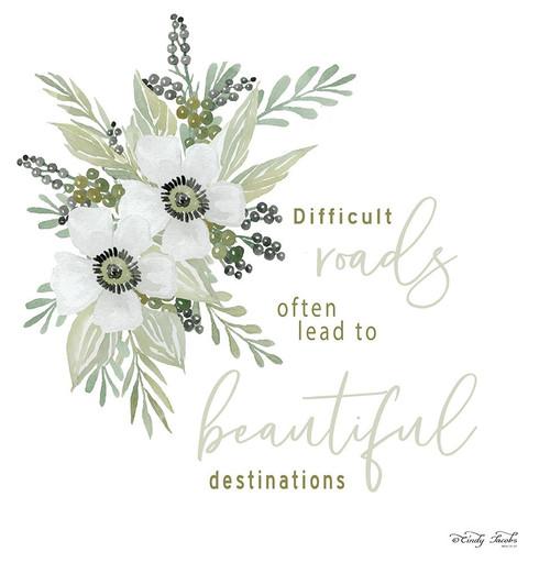 Beautiful Destinations Poster Print by Cindy Jacobs - Item # VARPDXCIN1652