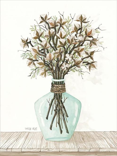 Cotton Bouquet Poster Print by Cindy Jacobs - Item # VARPDXCIN826