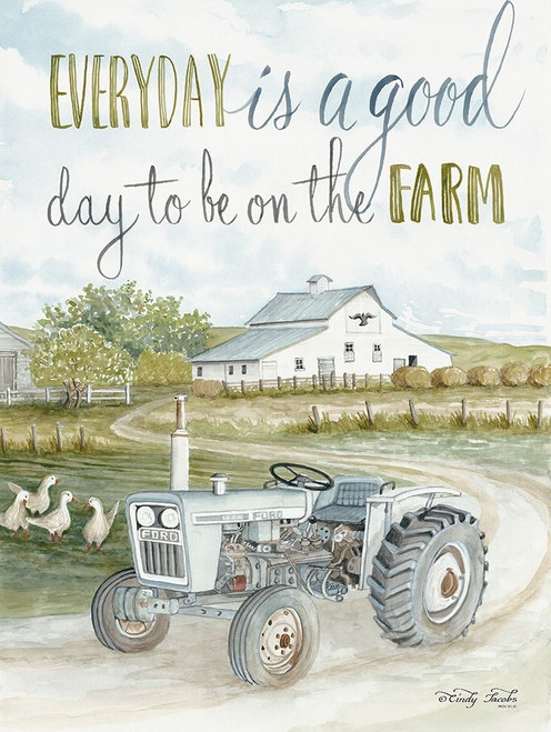 Good Day Poster Print by Cindy Jacobs - Item # VARPDXCIN926