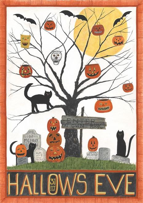 Hallows Eve Poster Print by Cindy Shamp - Item # VARPDXCS2603