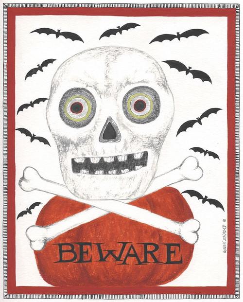 Beware Poster Print by Cindy Shamp - Item # VARPDXCS2607