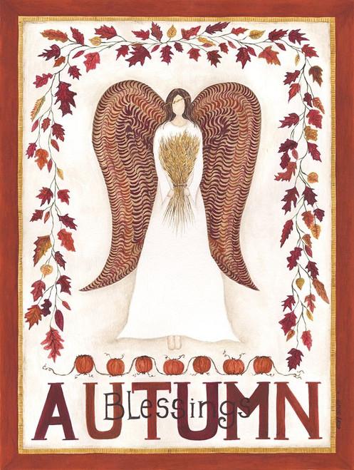 Autumn Blessings Poster Print by Cindy Shamp - Item # VARPDXCS2642