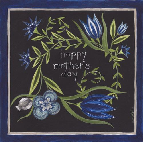 Blue Flowers II Poster Print by Cindy Shamp - Item # VARPDXCS2648