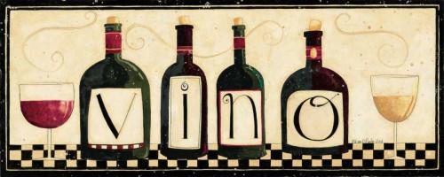 Vino Poster Print by Dan DiPaolo - Item # VARPDXDDPPL025