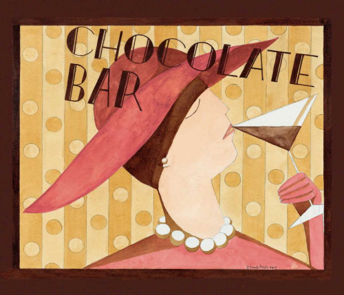 Bar Poster Print by Dan DiPaolo - Item # VARPDXDDPRC271