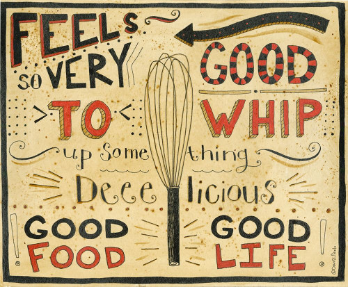 Whip It Up Poster Print by Dan DiPaolo - Item # VARPDXDDPRC575