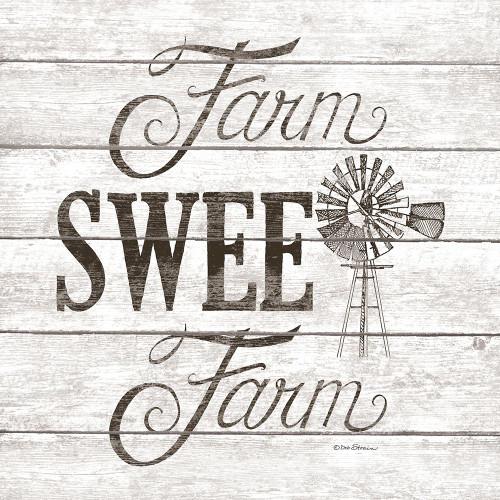 Farm Sweet Farm Poster Print by Deb Strain - Item # VARPDXDS1571