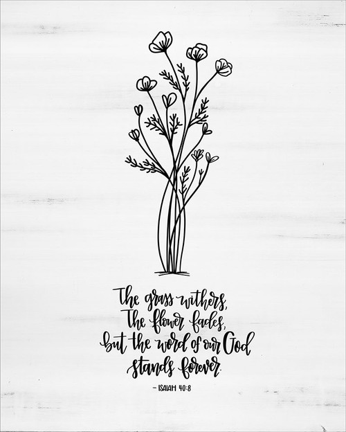 Word of Our God  Poster Print by Imperfect Dust Imperfect Dust - Item # VARPDXDUST167