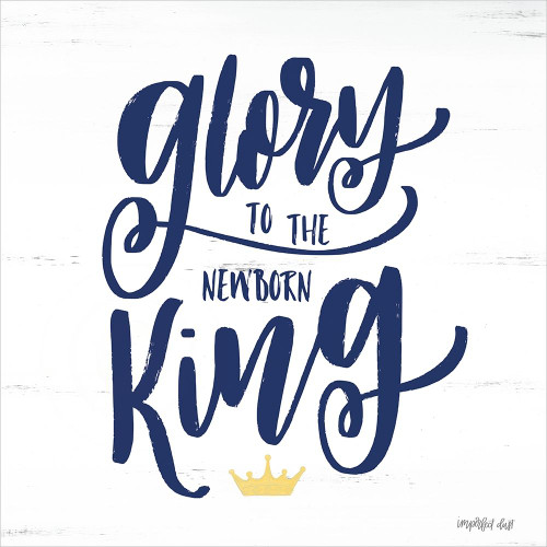 Newborn King Poster Print by Imperfect Dust Imperfect Dust - Item # VARPDXDUST176