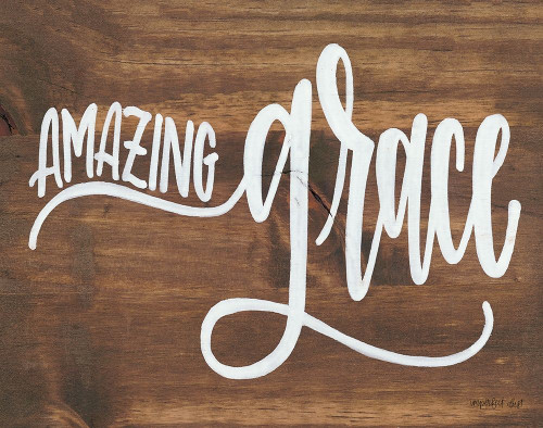 Amazing Grace Poster Print by Imperfect Dust Imperfect Dust - Item # VARPDXDUST202