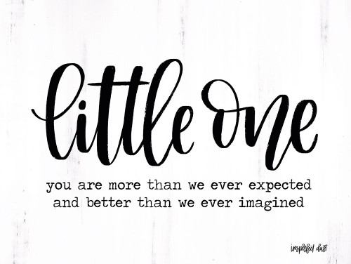 Little One Poster Print by Imperfect Dust Imperfect Dust - Item # VARPDXDUST294