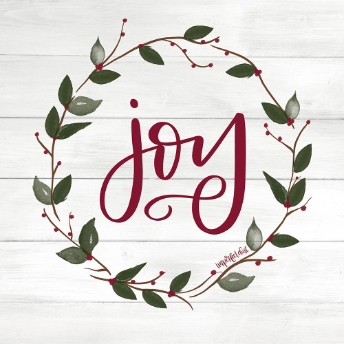 Joy Poster Print by Imperfect Dust Imperfect Dust - Item # VARPDXDUST332