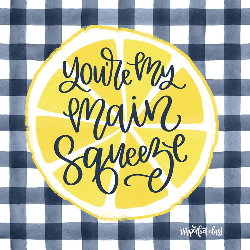 Main Squeeze Poster Print by Imperfect Dust Imperfect Dust - Item # VARPDXDUST353