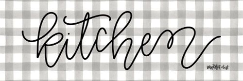 Buffalo Plaid Kitchen Poster Print by Imperfect Dust Imperfect Dust - Item # VARPDXDUST366