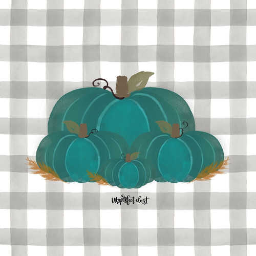 Pumpkin Patch Poster Print by Imperfect Dust Imperfect Dust - Item # VARPDXDUST370