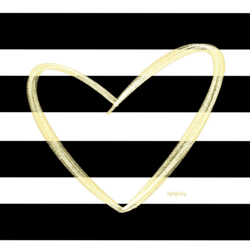 Glam Heart Poster Print by Imperfect Dust Imperfect Dust - Item # VARPDXDUST381