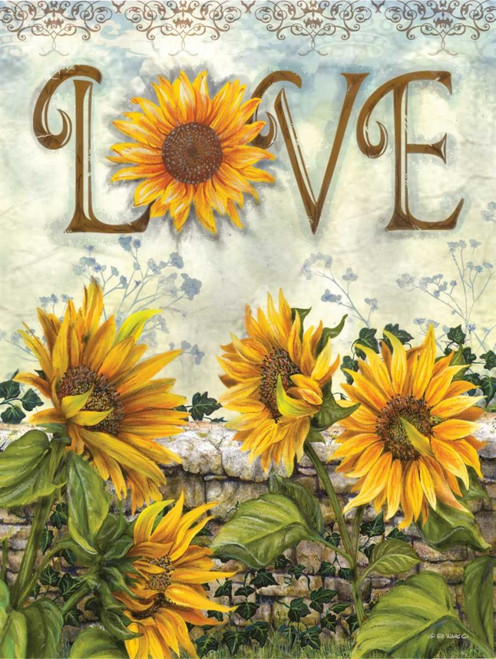 Love Poster Print by Ed Wargo - Item # VARPDXED316