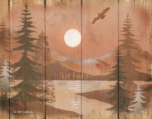 Full Moon II Poster Print by Ed Wargo - Item # VARPDXED410
