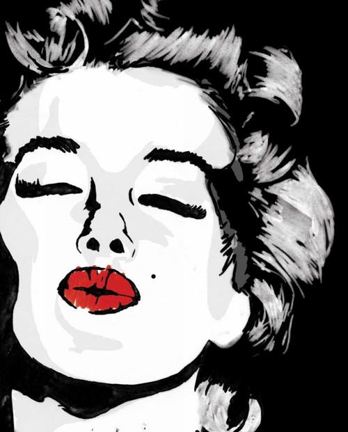 Monroe 5 Poster Print by Enrique Rodriquez Jr - Item # VARPDXERJRC019E