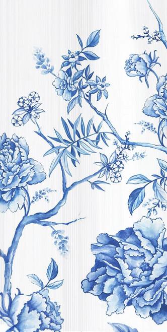 Oriental Blooms III  Poster Print by Eva Watts - Item # VARPDXEW338A