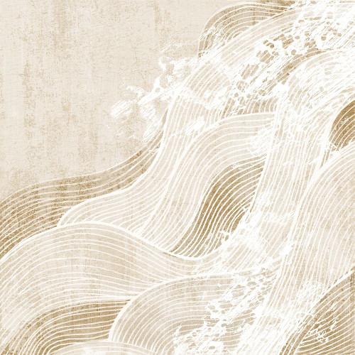 Tidal Waves II  Poster Print by Eva Watts - Item # VARPDXEW364A