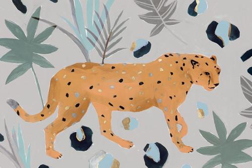 Walking Cheetah I  Poster Print by Isabelle Z Isabelle Z - Item # VARPDXEZ472A