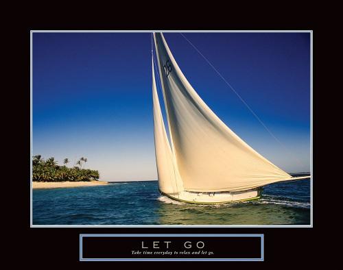 Let Go - Sailing Poster Print by Frontline Frontline - Item # VARPDXF102339