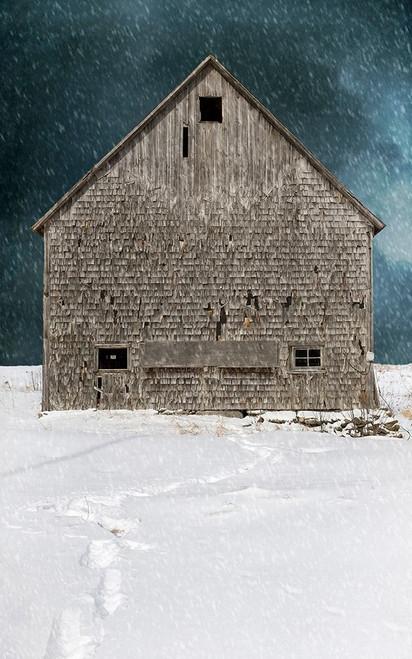 Old Barn Poster Print by Edward M. Fielding - Item # VARPDXF760D