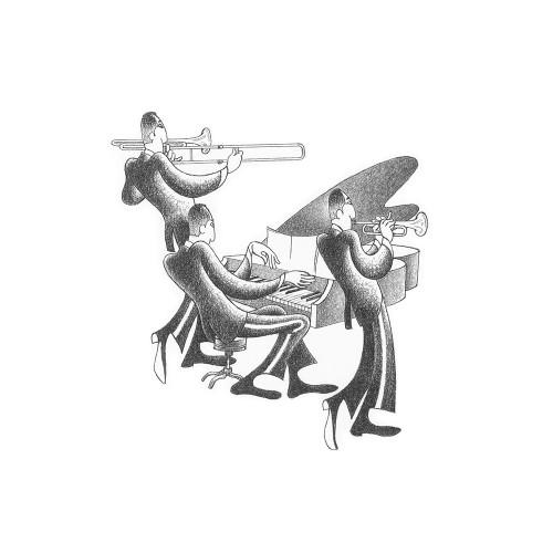 Jazz Evening Poster Print by Roger  Vilar - Item # VARPDXFAF24