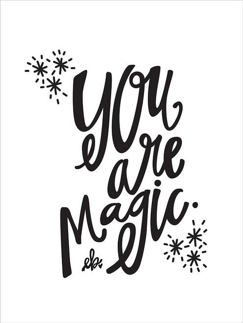 You Are Magic Poster Print by Erin Barrett - Item # VARPDXFTL124