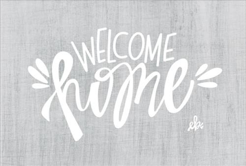 Welcome Home Poster Print by Erin Barrett - Item # VARPDXFTL281