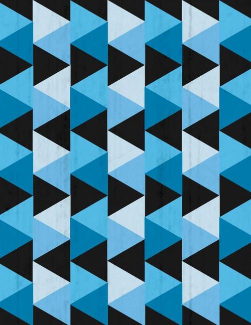 Geometric Tri Poster Print by Lauren Gibbons - Item # VARPDXGLRC134A
