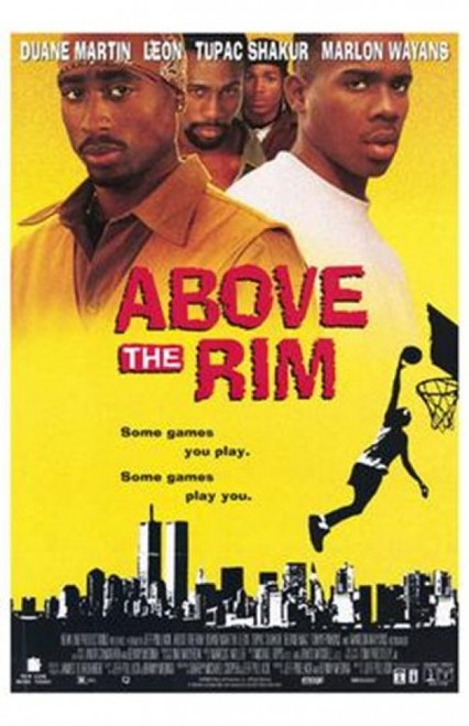 Above the Rim Movie Poster (11 x 17) - Item # MOV200862