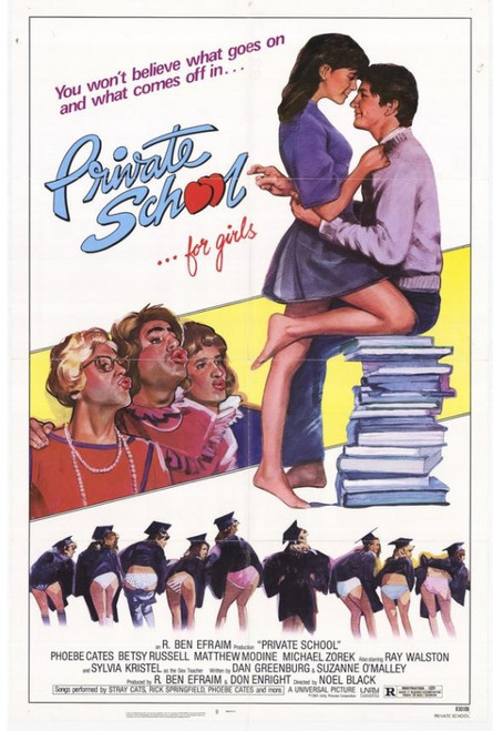 Private School Movie Poster Print (27 x 40) - Item # MOVCH8702