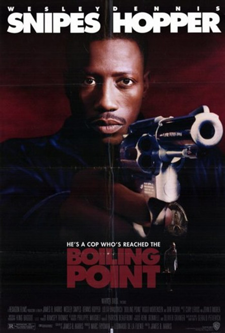 Boiling Point Movie Poster (11 x 17) - Item # MOV210000