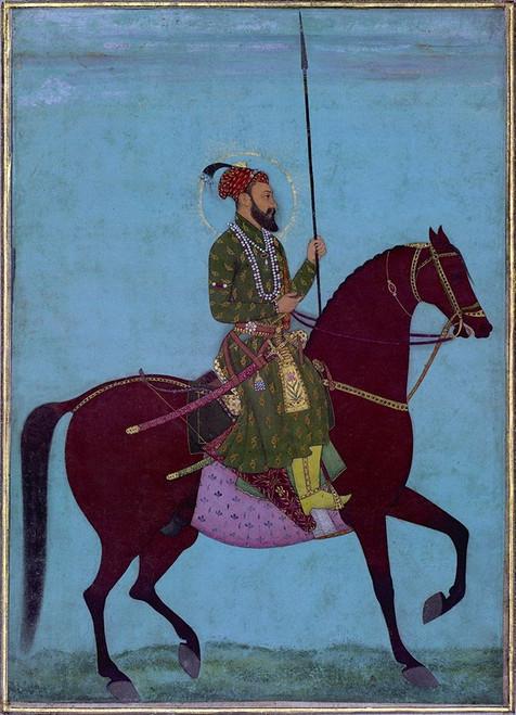 Aurangzeb Poster Print by Mughal c1690 Anon - Item # VARPDXMA100