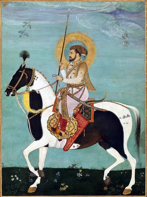Shah Jahan Poster Print by Mughal c1690 Anon - Item # VARPDXMA200