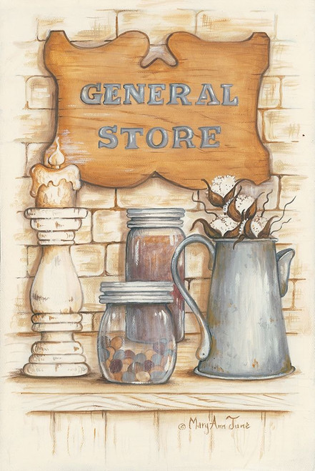 General Store Poster Print by Mary Ann June - Item # VARPDXMARY524
