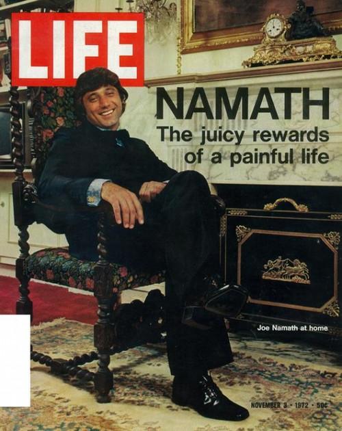 Joe Namath Movie Poster Print (27 x 40) - Item # MOVAH8943