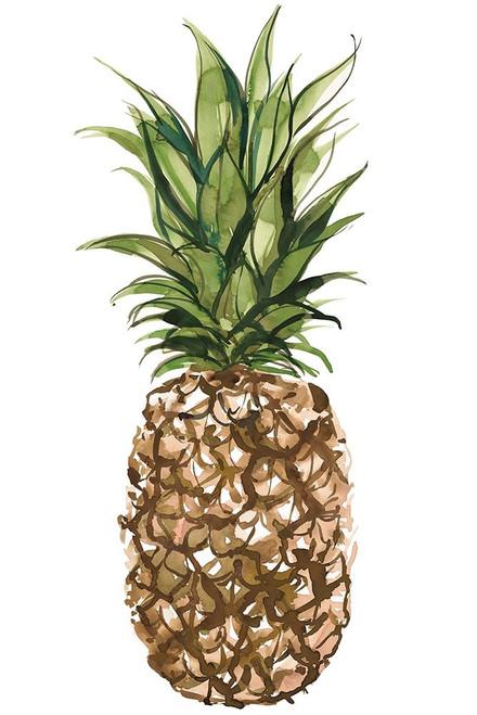 Pineapple Poster Print by Marina Billinghurst - Item # VARPDXPOD60627